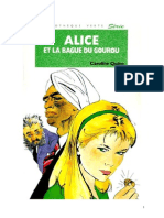Caroline Quine Alice Roy 61 BV Alice et la bague du gourou 1981.doc