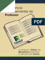 Cartilha Funpresp Previdencia Complementar Do Professor Rgb