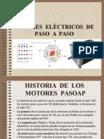 Motores Eléctricos de Paso a Paso