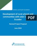 74-Ecuador Project Plan