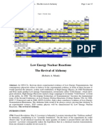 Low Energy Nuclear Reactions... the Revival of Alchemy - Roberto a. Monti - Pp.18