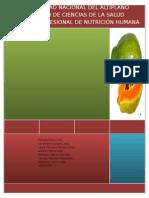Control de Calidad de Frutas y Hortalizas Más Consumidas