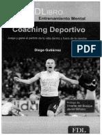 Libro Coaching Deportivo - Diego Gutiérrez Del Pozo