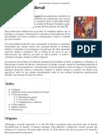 Universidad Medieval - Wikipedia, La Enciclopedia Libre