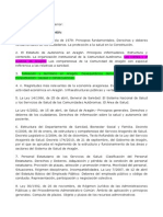 Temario Según La Convocatoria Anterior (Aragón)