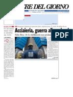 Impianto Di Depolverazione Ilva Taranto