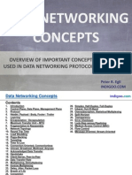 Data Networking Concepts