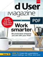iPad User Issue 15 - 2014 UK