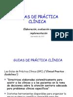 05 Búsquedas de Guías de Práctica Clínica 260914