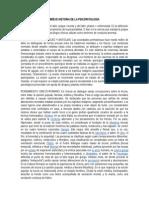 Breve Historia de La Psicopatologia Trabajo