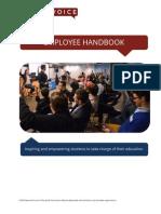 employee handbook sm guidelines jan15