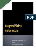 congenitalskeletalmalformationscld-110904070955-phpapp01
