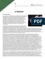 Página_12 __ El País __ El Contexto de Nisman