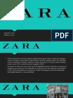 Afaceri Internationale - studiu de caz lansare in pietele internationale a brandului ZARA