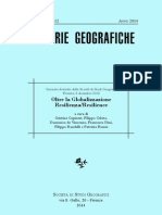 Memorie Geografiche 2014