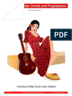 Flamenco Guitar Chords and Progressions