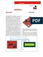 Interface MSP430 With LCD