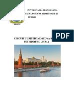 Circuit Turistic Moscova