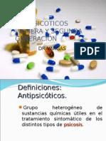 farmacos psiquiatricos