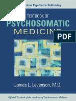 James L.levenson - Textbook of Psychosomatic Medicine