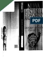 Los Pueblos Originarios y La Conquista - Tarragó