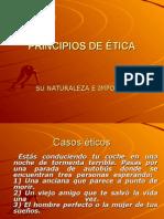 10 PRINCIPIOS DE ÉTICA