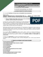 TEMA Si Tematica Intrebari Pentru Lucrare Examen Dezvoltare Spatiala Durabila - Masterate Urbanism-2014-2015