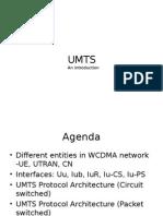 Presentation UMTS