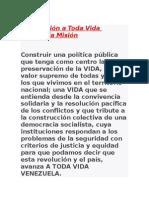 a toda vida su finalidd objetivos principios diferencis entre los diferentes instituciones policiales en venezuela