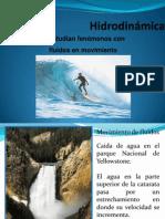 Presentación Hidrodinamica