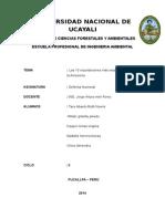 CARATULA UNIVERSIDAD NACIONAL DE UCAYALI
