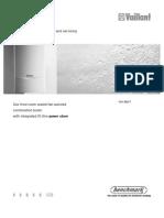Vaillant Aqua Plus Installation & Servicing Manual