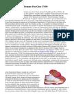 Nike Air Jordan 6 Femme Pas Cher TN99