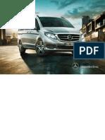 Lista Preturi Mercedes Benz ClasaV Mai 2014