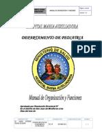 MOF Departamento de Pediatría