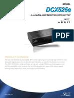 Dcx525e All Digital Hdtv Set Top Amt