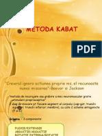 Metodele Kabat Si Bobath