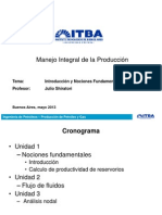1 b ITBA Oil Gas - Introduccion