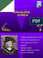 Toxicologie clinica 1