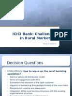ICICI Mkt Presentation