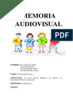 Memoria Audiovisual