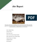 Broiler Report