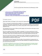 Prophet Muhammads Letters a Covenants
