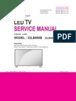 LG 32LB550B-SD Chassis LJ43B.pdf