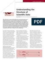 Understanding the Structure of Scientific Data