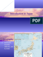 Intro to Japan