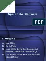 Age of the Samurai
