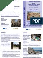 RECIPE European Course Leaflet