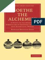Gray Goethe the Alchemist