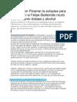 Realizan en Pinamar La Autopsia Para Determinar Si Felipe Balderiote Murió Tras Consumir Éxtasis y Alcohol